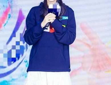 杨颖穿运动服的照片 穿运动服的四位女明星