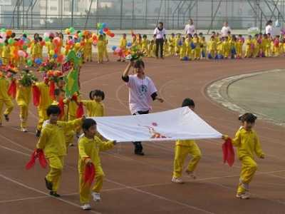 幼儿运动会篮球的口号 幼儿园运动会班级口号集锦